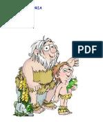 la prehistoria adaptado 6º primaria