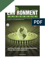 Medio Ambiente Observador - Seminario Nacional Sobre Medio Ambiente Verde