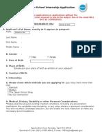 YSEALI Green School Application Form.docx