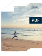 Boston Scientific 2014 Annual Report and 10-K