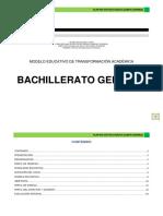 Plan de Estudios Bachillerato General-meta