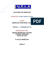 JAVIER MENDOZA CASTRO COD. G00191A DERECHO PROCESAL CIVIL SEMANA 01.docx