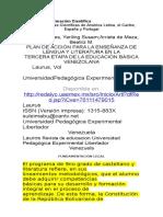 El Aprendizaje Copiar en La Tesis Tomar Apt 9-2-013