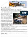 Chamber Newsletter May 2010