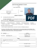 My Arrest Warrant