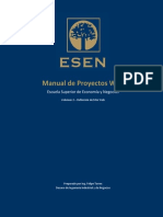 ESEN02 Manual de Proyectos Web - Arroba de Oro - Vol 3
