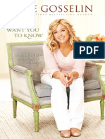 I Just Want You to Know by Kate Gosselin, Excerpt