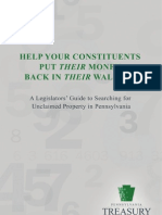 PA Unclaimed Property Guide