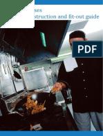 Premises Food Fixed Premises Fitout Guide