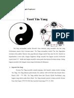 Teori Yin Yang