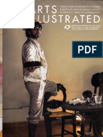 Arts Illustrated Magazine Performance Art Special