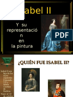 Isabel II y Su Representacion en La Pintura