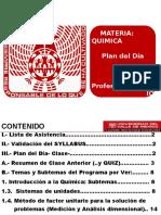 Planecion 3a Clase Quimica ERLN