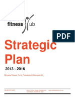 Strategic Plan April 2013