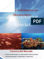 3.- Estrategia Oceano Azul