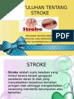 PPT Penyuluhan Stroke