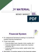 Study Material on Money Market