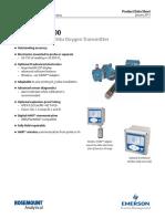 CMB PDS 340 C01 Oxymitter Hazardous