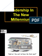 Leadership in the New Millennium - Sam 08-09-02