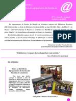 Boletim Das Bibliotecas Escolares.outubro