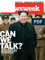 Newsweek - April 15, 2016 EU