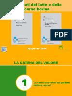 Il Mercato Del Latte e Della Carne - 2006