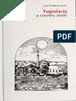 Yugoslaviacountry Study