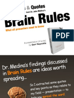Brain Rules Presentation