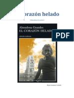 EL CORAZÓN HELADO