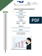 Investigación Unidad 5 t Análisis de Sensibilidad Financiera, Rubén Reyes Quevedo 701-d