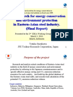 Eastern Asia Steel Research