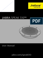 Jabra Speak 510 User Manual_EN RevF
