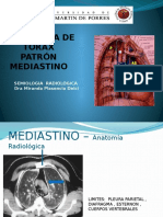 Diagnóstico Por Imagen - Mediastino