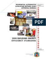 Energy Building Efficiency Standard