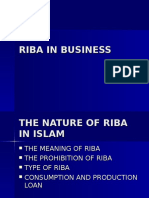 riba in business