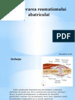 Reumatism Abatricular