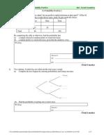 IB Mathematics Questions