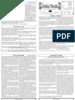 Issue 339 - Parashat Emor - Living Torah