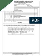 2013 Cse - IV Sem Results