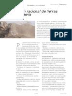 Habilitación racional de tierras para ganadería