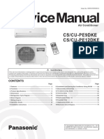 Panasonic Inverter s Pe9 12dke
