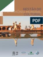 Gesttão Do Patrimônio Mundial Cultural. IPHAN
