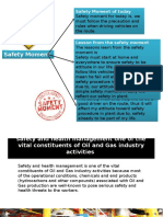 osh in oil and gas