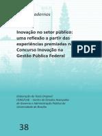 Inovação No Setor Publico Caderno Enap