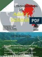 Juegos de Asia y Oceania