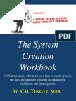 System Creation Workbook
