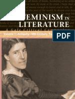 Feminism in Literature 1
