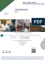 IGM Niveles Socioeconomicos 2013