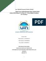 Makalah Analisis Hidrokuinon Dengan Metode Kromatografi Lapis Tipis Dan Spektrofotometri UV VIS (1)
