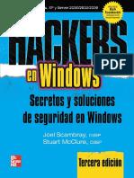 Hackers en Windows